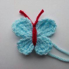 Ravelry: soleila's Wee Birdie Butterfly
