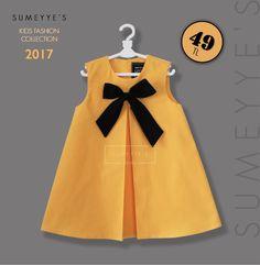 Kids Fashion, Baby Dress, Çocuk Kıyafeti, Kız Çocuk Elbisesi Babay Girl Dress