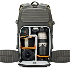 e61f5eaf3b08 Amazon.com : Lowepro Flipside Trek BP 450 AW. XL Travel Camera Backpack for  DSLR w/ Rain Cover and Tablet Pocket : Electronics