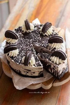 Torta Oreo: Ricetta originale Cheesecake oreo senza cottura
