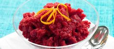 #DateNight #Recipe: Easy Raspberry Sorbet | The #BiggestLoser.com
