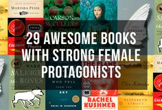 Celebrate National Women's History Month with these 29 great books. #bookworm #whm