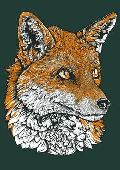 FOX A3 print