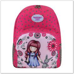 Pinkbagoly: MOST AKCIÓSAN HOZZÁJUTHATSZ ehhez a gyönyörű hátiz... Santoro London, Backpacks, Cute, Gifts, Bags, Shop, Products, Cars, Zippers