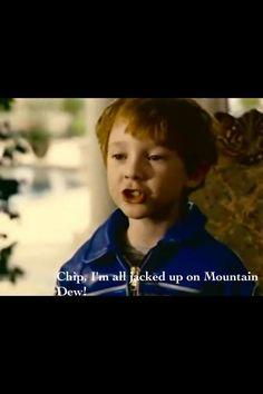 Mountain Dew Talladega Nights | Chip, I'm all jacked up on Mountain Dew! -Talladega Nights | Funny