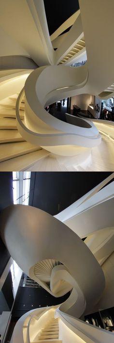 Armani 5th Avenue Store by Massimiliano & Doriana Fuksas Architects