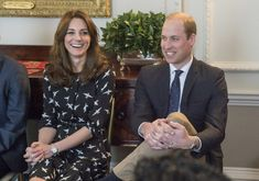 Kate Middleton Photos - The Duke and Duchess of Cambridge Visit Organisations Working To Prevent Suicide - Zimbio