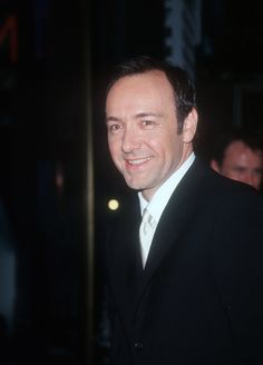 Kevin Spacey • Kevin Spacey visits NBC Studios in New York to...