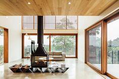 Gallery of Invermay House / Moloney Architects - 18 Michael Kai photography http://www.michaelkai.net/