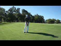 Golf Lesson: How to set up to a chip shot.