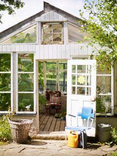 HOME & GARDEN: Bed & Breakfast chez Kerstin et Johan en Suède