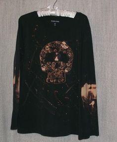 Bleach dieing with Skull masking Skull Mask, Masking, Bleach, Graphic Sweatshirt, Sweatshirts, Sweaters, Art, Fashion, Skull Face Mask