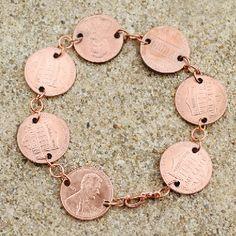 Penny Jewelry Tutorial - Dream a Little Bigger