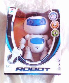 Wishtime Roboter Spielzeug mit Fernbedienung  Meinen Testbericht findet ihr hier:  https://linasophie77.wordpress.com/2016/10/11/wishtime-roboter-spielzeug-mit-fernbedienung/