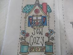 Prenda Prendada: pintura giz de cera em tecido