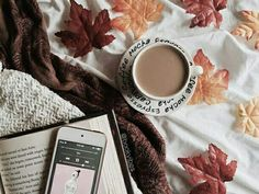 Immagine di autumn, coffee, and fall