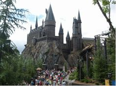 Harry Potter and the Forbidden Journey - Universal's Islands of Adventure