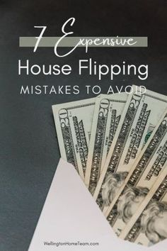 Flipping a house can be profitable for some but costly for others. Here are 7 expensive house flipping mistakes every investor needs to avoid. #homeflipping #howto #homebuying #fixerupper House Flipping Shows, Aluminum Blinds, Hollywood Lights, Home Staging Tips, Creating Passive Income, Exclusive Homes, Expensive Houses, Property Development, Selling Your House
