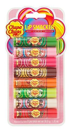 Lip Smacker Chupa Chups Lip Balm. #LipSmacker #ChupaChups #lipbalm…