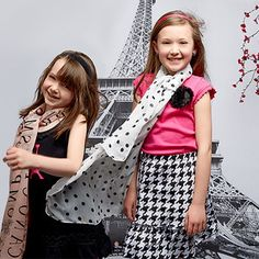 Take a look at the Springtime in Paris: Girls' Apparel event on zulily today!