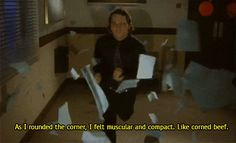 """And the analogies are deeply moving. 