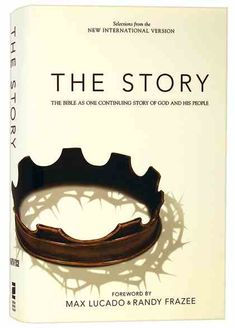The Bible in One Continuing Story of God and His People (The Story Series) is a New International Version Hardback by Max Lucado (Fwd),Randy Frazee (Fwd). Purchase this Hardback product online from koorong.com   ID 9780310950974