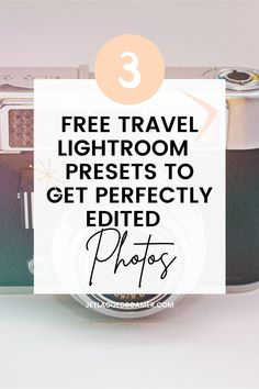 Brighten your photos instantly with these 3 free travel Lightroom presets. Learn how to add your presets in this post with one of the best photo editing apps. You can began editing pictures in seconds with these presets for Lightroom. Desktop and mobile compatible. Travel Lightroom Preset // Travel Lightroom Presets Free // Presets For Lightroom Free // Presets For Lightroom // Presets For Lightroom Free Download // Lightroom Presets Download Best Travel Apps, Free Travel, Travel Hacks, Travel Tips, Good Photo Editing Apps, Editing Pictures, Lightroom Presets, Trip Planning, Cool Photos