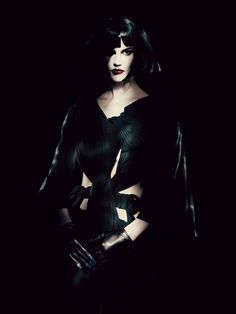 SASKIA DE BRAUW BY PAOLO ROVERSI FOR INTERVIEW MAGAZINE MAY 2013
