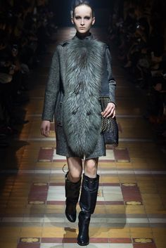 Lanvin Fall 2014 Ready-to-Wear Fashion Show - Nika Cole (IMG)