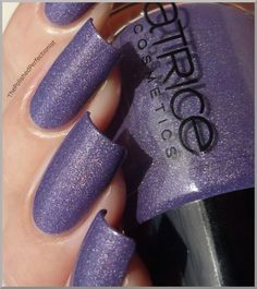 The Polished Perfectionist Catrice Dirty Berry