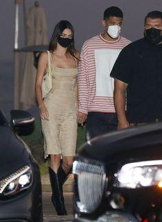 Kendall Jenner, Kylie, Devin Booker, Hold Hands, Nobu Malibu, Romantic Dates, Mail Online, Daily Mail, Nobu Restaurant