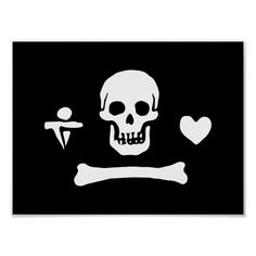 Stede Bonnet, Famous Pirates, Photo Print Sizes, Lips Photo, Photo Sculpture, Pirate Halloween, Jolly Roger, Skull And Crossbones, Black And White Pictures