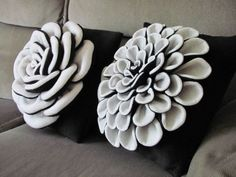 Victoria Rose Pattern Decorative Flower Pillow by SewYouCanToo $6.00 | sewing | Pinterest | Pillows Patterns and Tutorials & Victoria Rose Pattern Decorative Flower Pillow by SewYouCanToo ... pillowsntoast.com