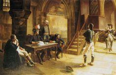 Interrogatorio del Príncipe de Talmont - Jules Benoît-Levy