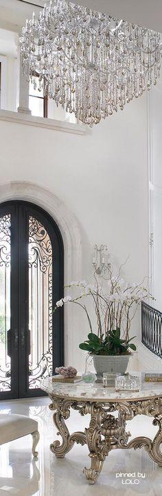 Architecture Luxury Interiors | Home Interiors || RosamariaGFrangini || Causa Design
