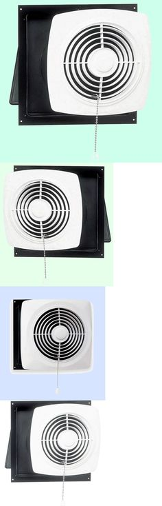 Other Home Heating And Cooling 20598: Kitchen Exhaust Fan 10 Pull Chain  White Wall Ventilation