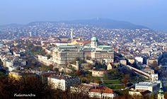 The Buda castle, Budapest / Clickasnap Buda Castle, Budapest, Earn Money, Your Photos, Paris Skyline, Travel, Viajes, Trips, Traveling