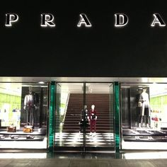 Prada in Beverly Hills, CA West Los Angeles, Luxury Store, Love To Shop, Beverly Hills, Lighthouse, Ms, Prada, Pure Products, Shopping