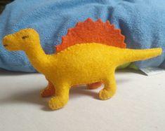 Toddler Toys, Baby Toys, Giraffe Toy, Natural Toys, Cute Dinosaur, Colorful Animals, Waldorf Toys, Felt Toys, Felt Animals