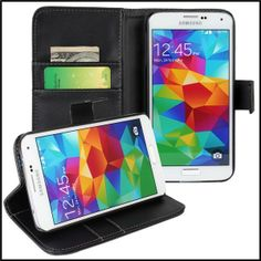 New Case - Samsung Galaxy S5 Wallet Case Cover - Black, $14.95 (http://www.newcase.com.au/samsung-galaxy-s5-wallet-case-cover-black/)