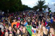 Grupo Mascarada Carnaval: Arrecife saca a concurso el cartel del carnaval