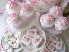 Pink Confections