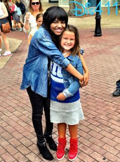 Photos: China Anne McClain At Six Flags Grand Adventure August 12, 2014