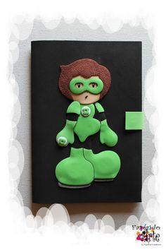 Fazendo Arte by Ágatha Kozakevic - Capa Decorada - Lanterna Verde