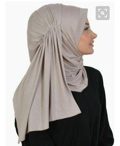 Hijab Turban Style, Instant Hijab, Turkish Wedding, Niqab Fashion, Bridal Hijab, Abaya Designs, Hijab Tutorial, Islamic Fashion, Hijab Dress