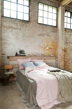 The Design Chaser: Interior Brick | Raw    Design Inspiration