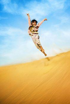Jump for Joy by David Lazar