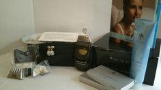 Nu Skin Galvanic Spa System II EX Black w/ gels FREE SHIPPING Priority Mail