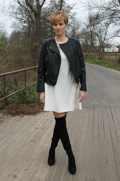 """♥ this look on whatiwear.com by  """"...WITH OVERKNEES"""" http://www.whatiwear.com/look/detail/143749"""
