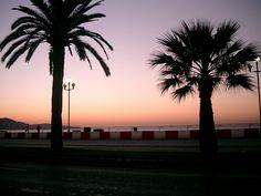 Promenade des Anglais , Nice, France